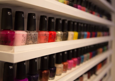 Nails Color Rack